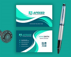 Affixed-photoshop-business-card-template